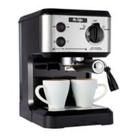 Mr. Coffee® 19-Bar Pump Espresso Machine