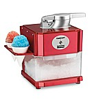 Cuisinart® Snow Cone Maker in Red