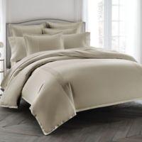 Wamsutta® Dream Zone® 400-Thread-Count King Duvet Cover Set in Stone