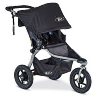 BOB Rambler Jogging Stroller in Black