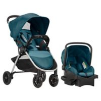 EvenfloR Folio Travel System In Meridian Blue