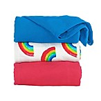 Baby Tula Happy Skies Baby Blankets (Set of 3)