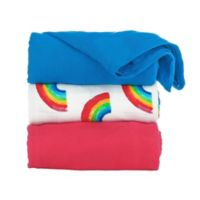 Baby Tula Happy Skies Baby Blankets (Set of 3)