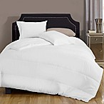 Canada's Best 6 oz. Cotton Rich King Comforter in White