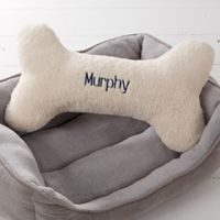 Large Dog Bone Pet Pillow