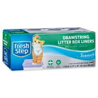 Fresh Step™ 7-Count Drawstring Jumbo Litter Box Liners
