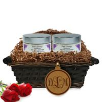 Pure Energy Apothecary Supreme Sensation Lavender Monogram Gift Basket
