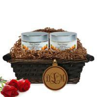 Pure Energy Apothecary Supreme Sensation Satsuma Monogram Gift Basket