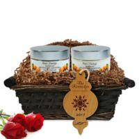 Pure Energy Apothecary Supreme Sensation Satsuma Christmas Gift Basket