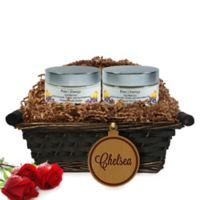 Pure Energy Apothecary Supreme Sensation Pure Aromatherapy Name Gift Basket