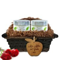 Pure Energy Apothecary Supreme Sensation Pure & Natural Teacher Gift Basket