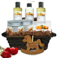 Pure Energy Apothecary Ultimate Body Satsuma Baby Gift Basket