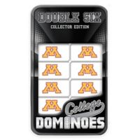 University of Minnesota Team Dominoes