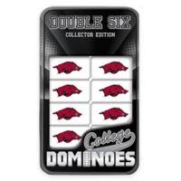 University of Arkansas Team Dominoes