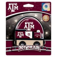 Texas A&M University Team Wooden Toy Train