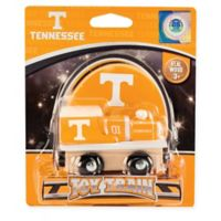 University of Tennessee Team Wooden Toy Train