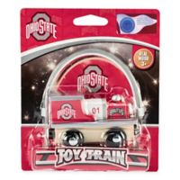 Ohio State University Team Wooden Toy Train