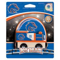 Boise State University Team Wooden Toy Train