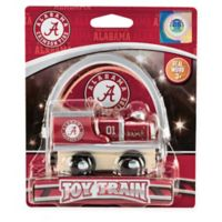 University of Alabama Team Wooden Toy Train
