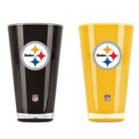 NFL Pittsburgh Steelers 20 oz. Insulated Tumblers (Set of 2)
