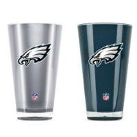NFL Philadelphia Eagles 20 oz. Insulated Tumblers (Set of 2)