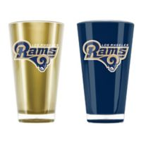NFL Los Angeles Rams 20 oz. Insulated Tumblers (Set of 2)
