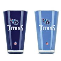 NFL Tennessee Titans 20 oz. Insulated Tumblers (Set of 2)