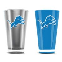 NFL Detroit Lions 20 oz. Insulated Tumblers (Set of 2)