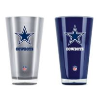 NFL Dallas Cowboys 20 oz. Insulated Tumblers (Set of 2)