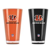 NFL Cincinnati Bengals 20 oz. Insulated Tumblers (Set of 2)
