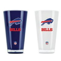 NFL Buffalo Bills 20 oz. Insulated Tumblers (Set of 2)