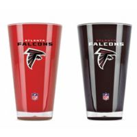 NFL Atlanta Falcons 20 oz. Insulated Tumblers (Set of 2)