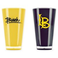 Long Beach State University 20 oz. Insulated Tumblers (Set of 2)