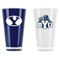 Brigham Young University 20 oz. Insulated Tumblers (Set of 2)