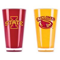 Iowa State University 20 oz. Insulated Tumblers (Set of 2)