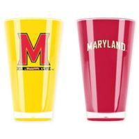 University of Maryland 20 oz. Insulated Tumblers (Set of 2)