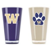 University of Washington 20 oz. Insulated Tumblers (Set of 2)