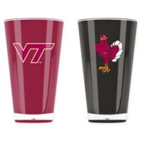 Virginia Tech 20 oz. Insulated Tumblers (Set of 2)