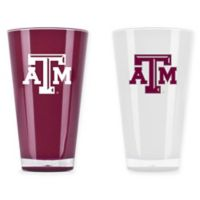 Texas A&M University 20 oz. Insulated Tumblers (Set of 2)