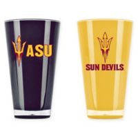 Arizona State University 20 oz. Insulated Tumblers (Set of 2)