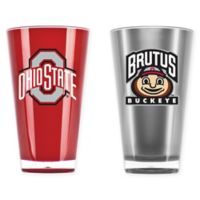 Ohio State University 20 oz. Insulated Tumblers (Set of 2)
