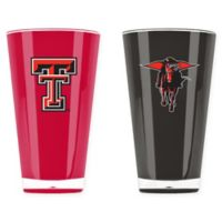 Texas Tech University 20 oz. Insulated Tumblers (Set of 2)
