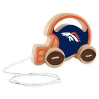 NFL Denver Broncos Push/Pull Toy