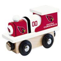 Arizona Cardinals NFL Team Wooden Toy Train