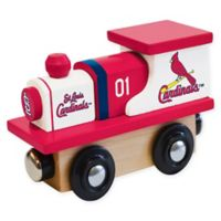MLB St. Louis Cardinals Team Wooden Toy Train