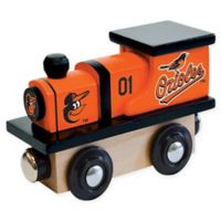 MLB Baltimore Orioles Team Wooden Toy Train