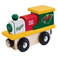 Masterpieces Puzzles NHL Minnesota Wild Team Train