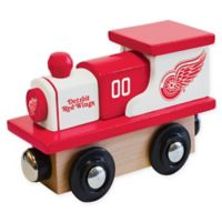 Masterpieces Puzzles NHL Detroit Red Wings Team Train