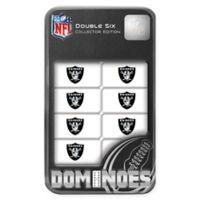 NFL Los Angeles Raiders Dominoes