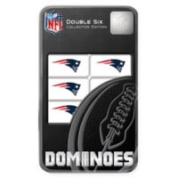 NFL New England Patriots Dominoes